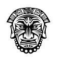 Religious mask vector