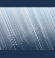 Mountain storm vector