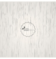 White wood background vector
