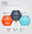Minimal infographics 2 vector