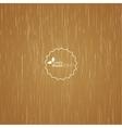 Light wood background vector