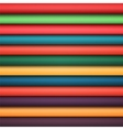 Abstract rainbow colorful lines vector