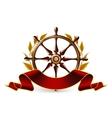 Wheel emblem vector