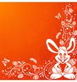 Easter concept vector