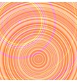 Round art abstract background vector