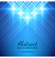 Abstract background with beautiful rays of light vector