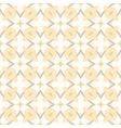 Pattern with bold geometric shapes in 1970s style vector