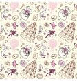 Seamless wedding patterns vector