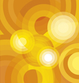 Abstract rounded background 01 vector