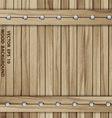 Wooden box texture vector