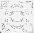 Set frames for design vector