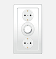 Switch three for home vector