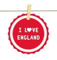 I love england4 vector