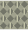 Herringbone striped rhombus background vector