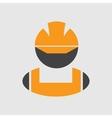 Construction worker vector
