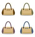 Women bags vector