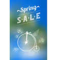 Spring sale banner 003 vector