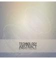 Technical retro background conceptual vector