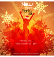 New years party vector