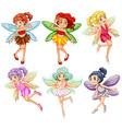 Fairies vector