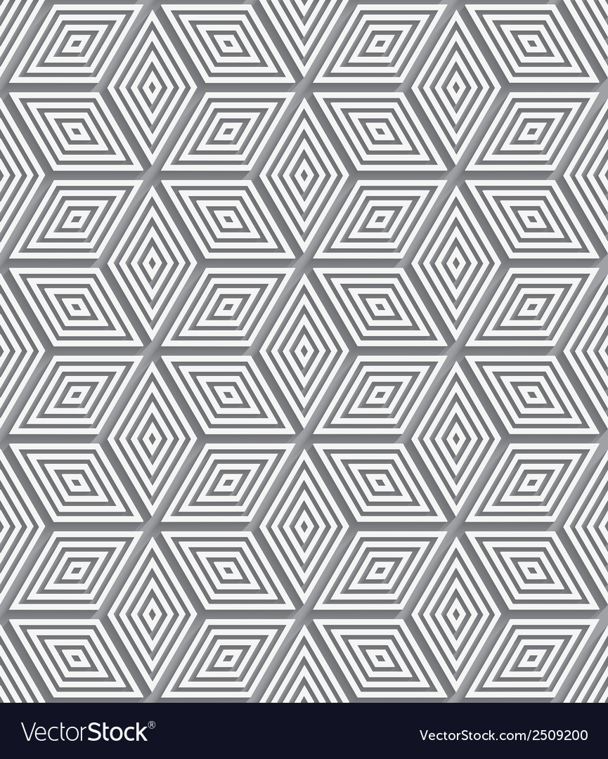 Abstract seamless background with ornament cut out vector | Price: 1 Credit (USD $1)