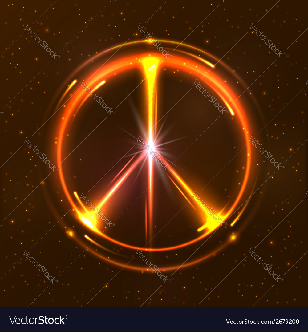 Shining pacific symbol vector | Price: 1 Credit (USD $1)