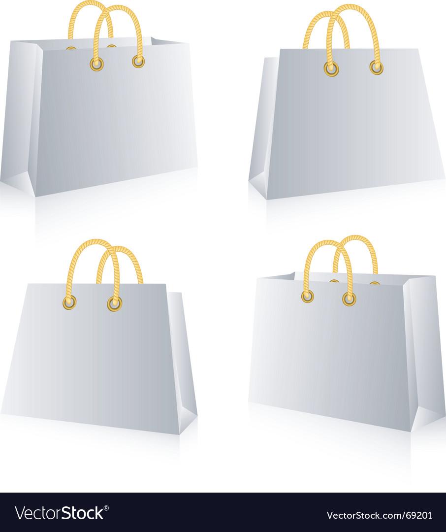 Bag vector | Price: 1 Credit (USD $1)