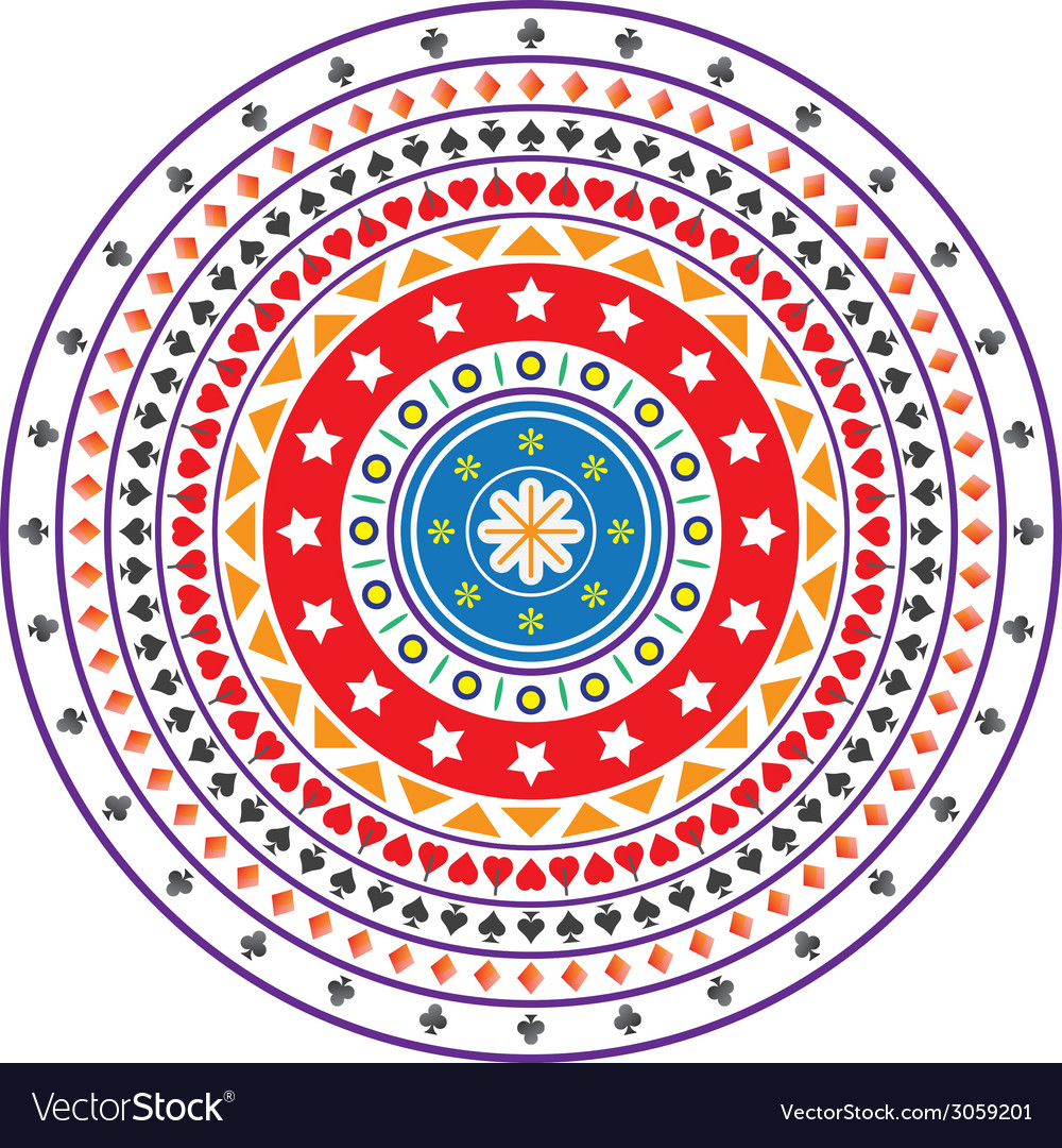 Circular vector | Price: 1 Credit (USD $1)