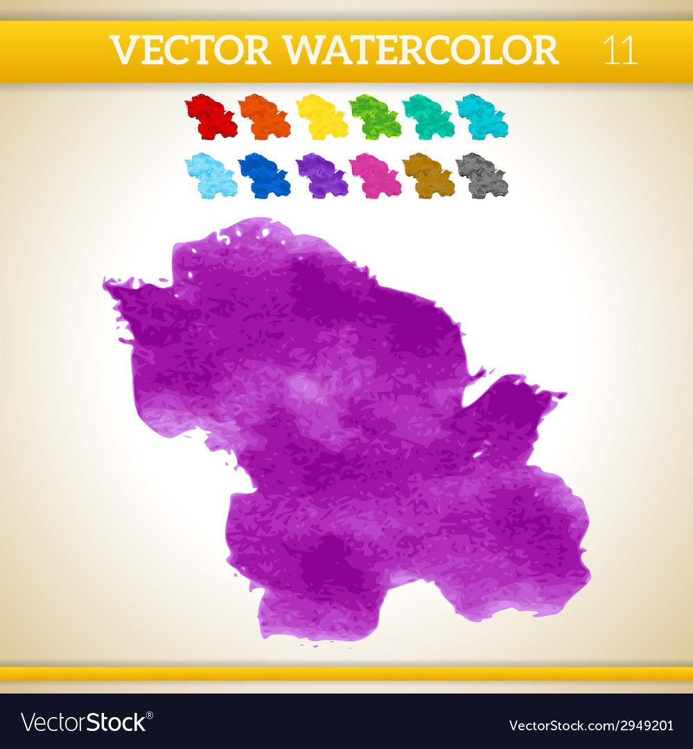 Purple and violet watercolor artistic splash for vector | Price: 1 Credit (USD $1)