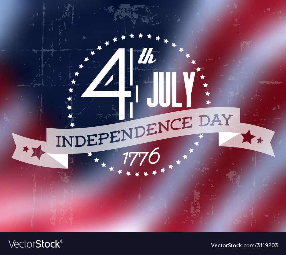 Independence day badge poster vector   Price: 1 Credit (USD $1)