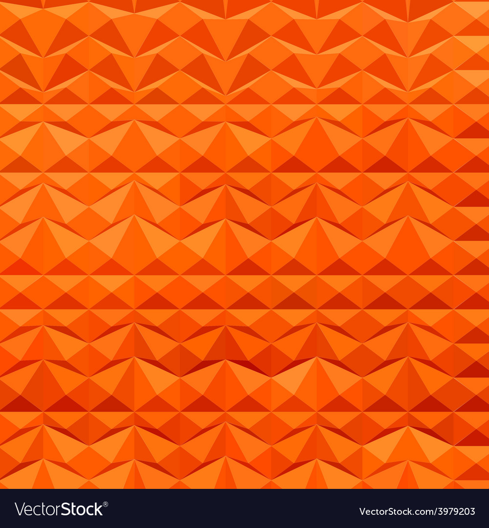 Red mountain ranges abstract low polygon vector | Price: 1 Credit (USD $1)