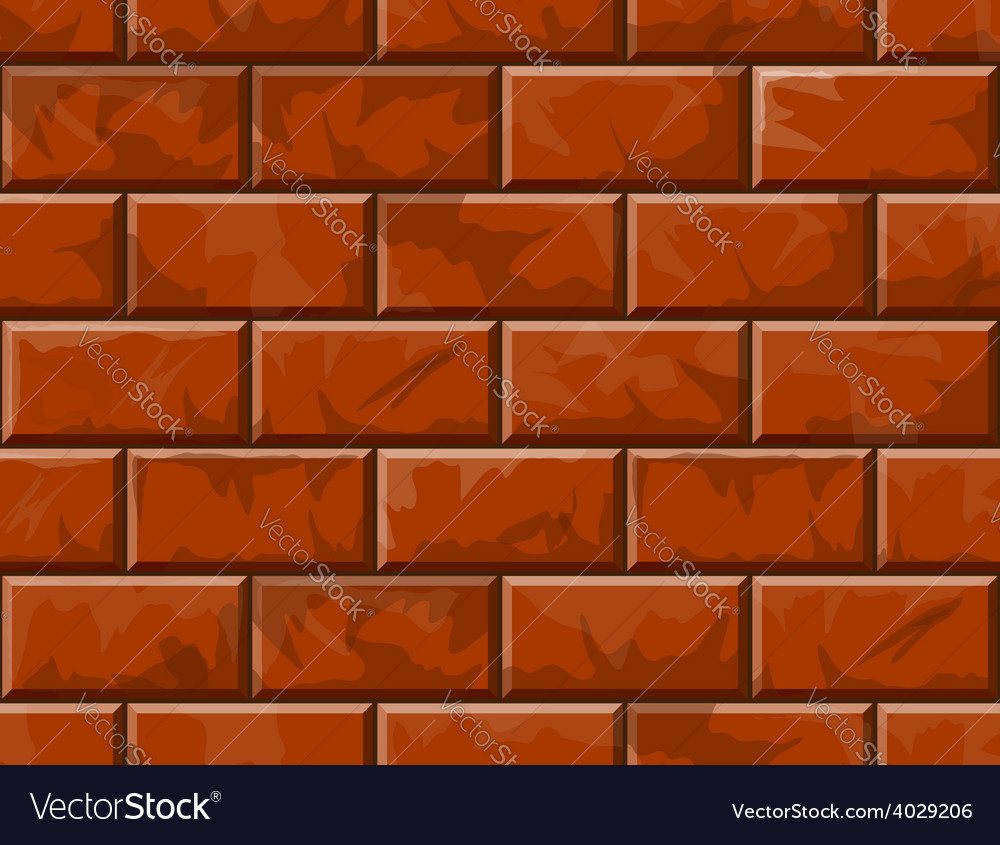 Background of brick wall texture vector   Price: 1 Credit (USD $1)