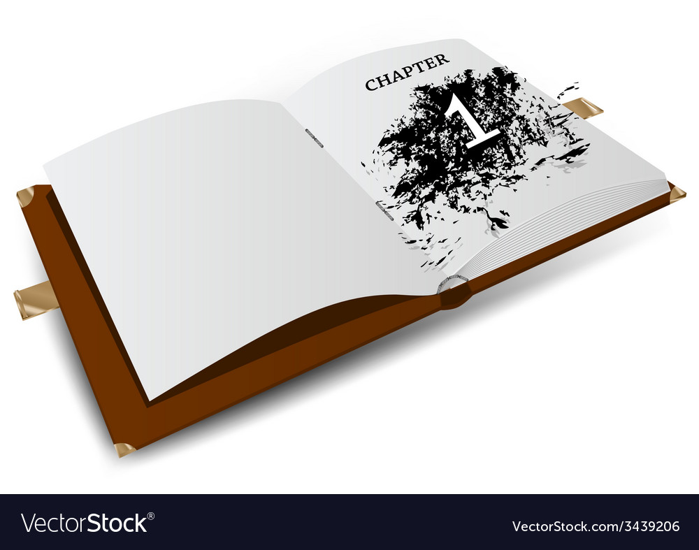 Chapter one vector | Price: 1 Credit (USD $1)