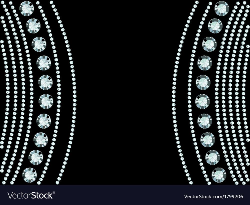 Diamond background vector   Price: 1 Credit (USD $1)