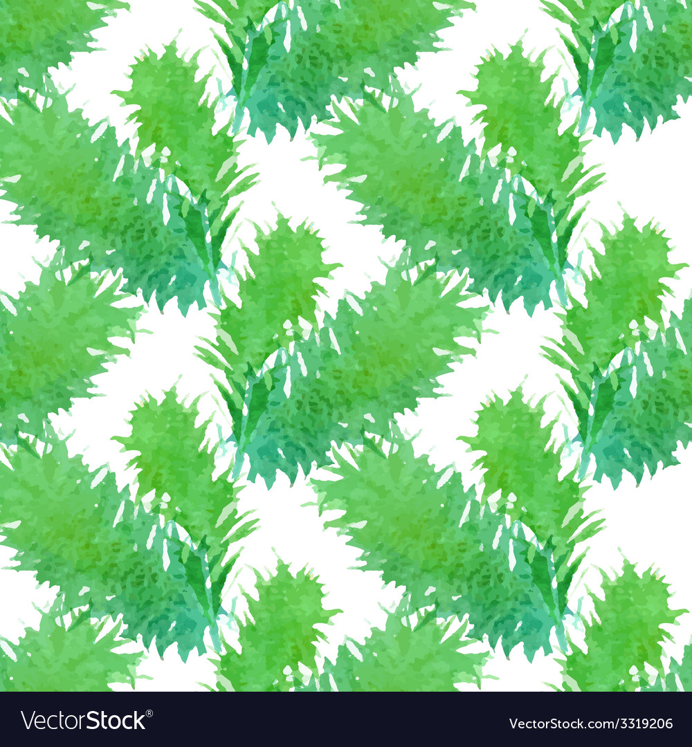 Seamless nature pattern vector | Price: 1 Credit (USD $1)