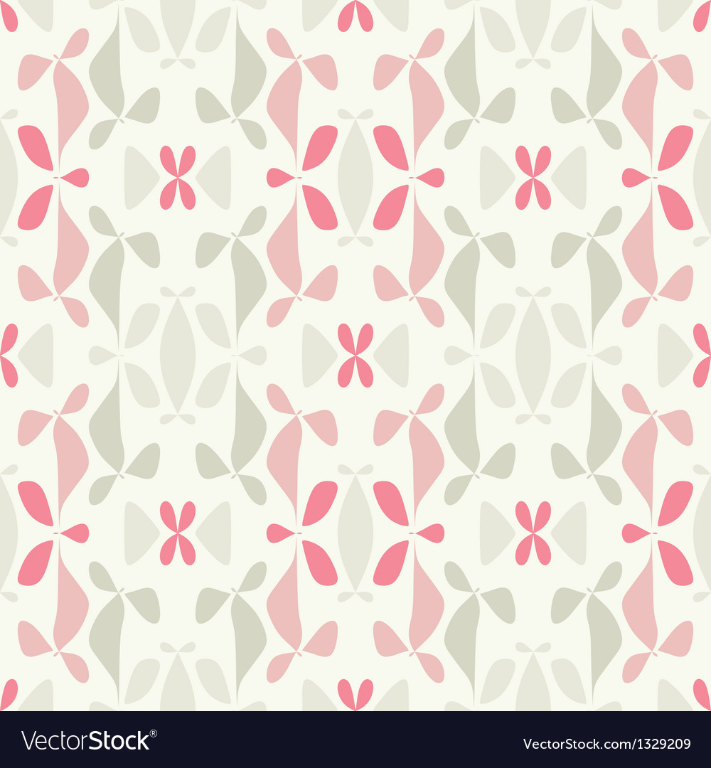 Flower bed print vector | Price: 1 Credit (USD $1)