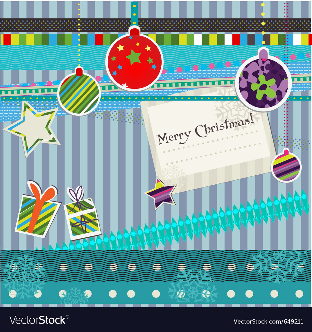 Christmas craft vector | Price: 1 Credit (USD $1)