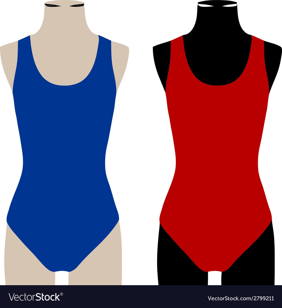 Swimwear vector | Price: 1 Credit (USD $1)