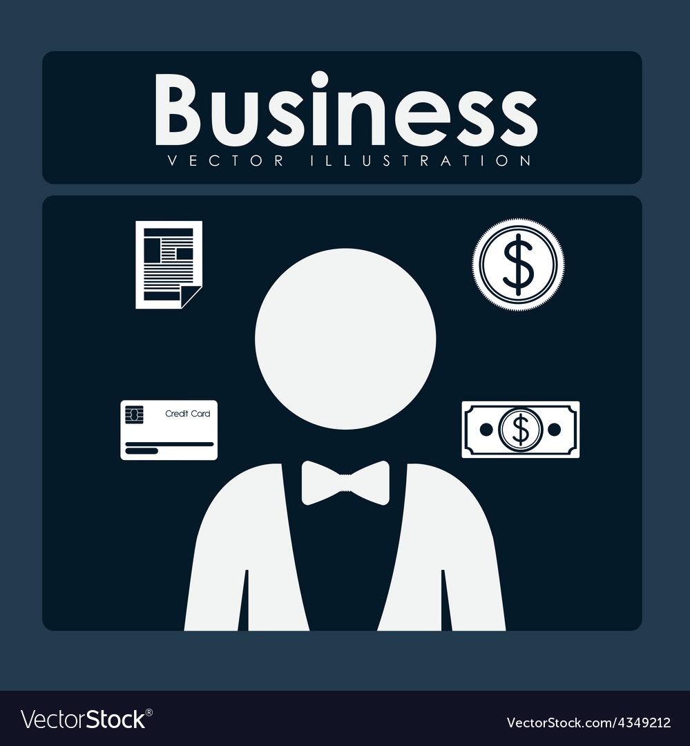 Business design vector   Price: 1 Credit (USD $1)