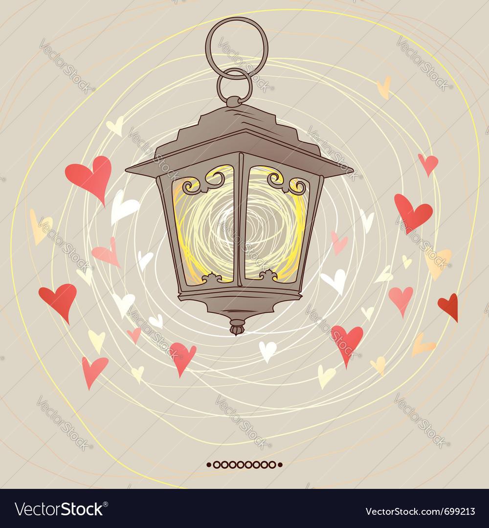Valentine flashlight vector   Price: 1 Credit (USD $1)