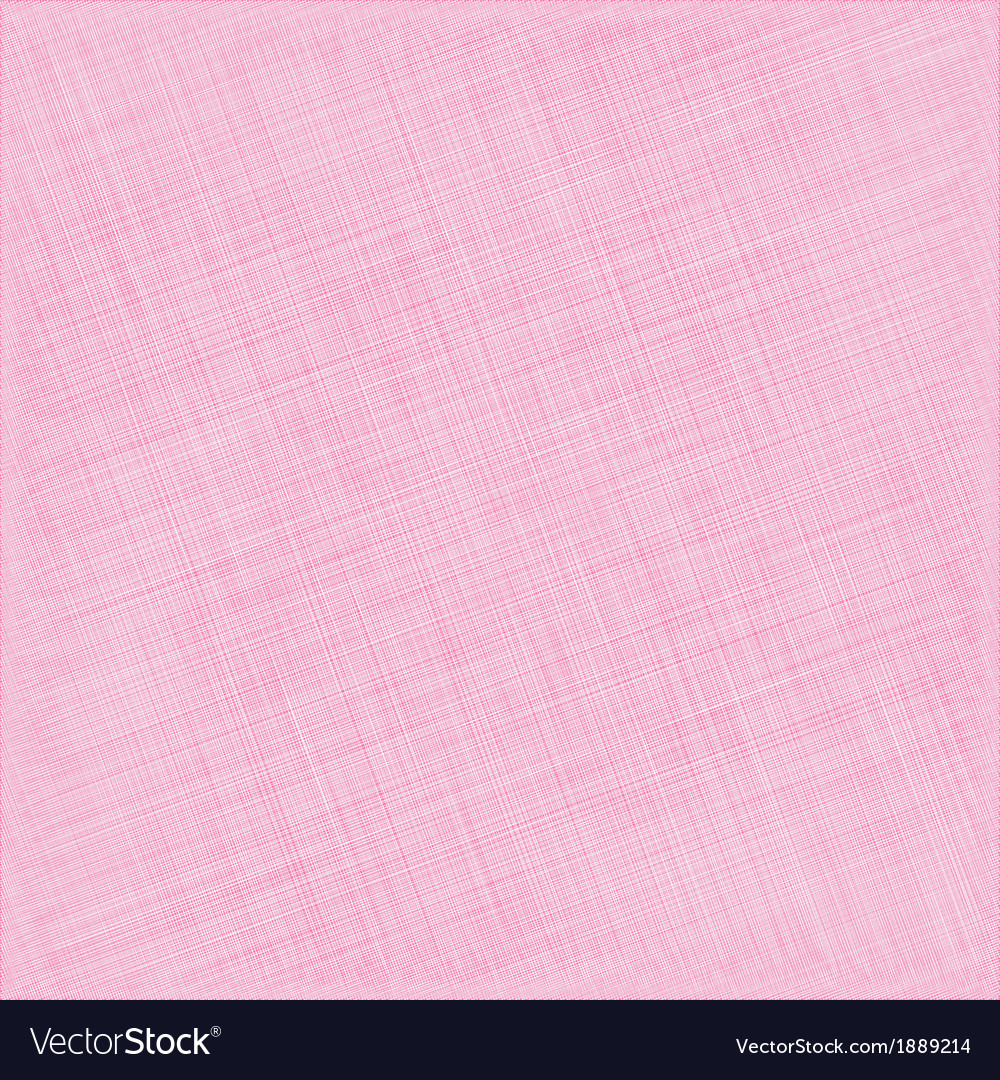 Pink natural cotton fabric textile background vector | Price: 1 Credit (USD $1)