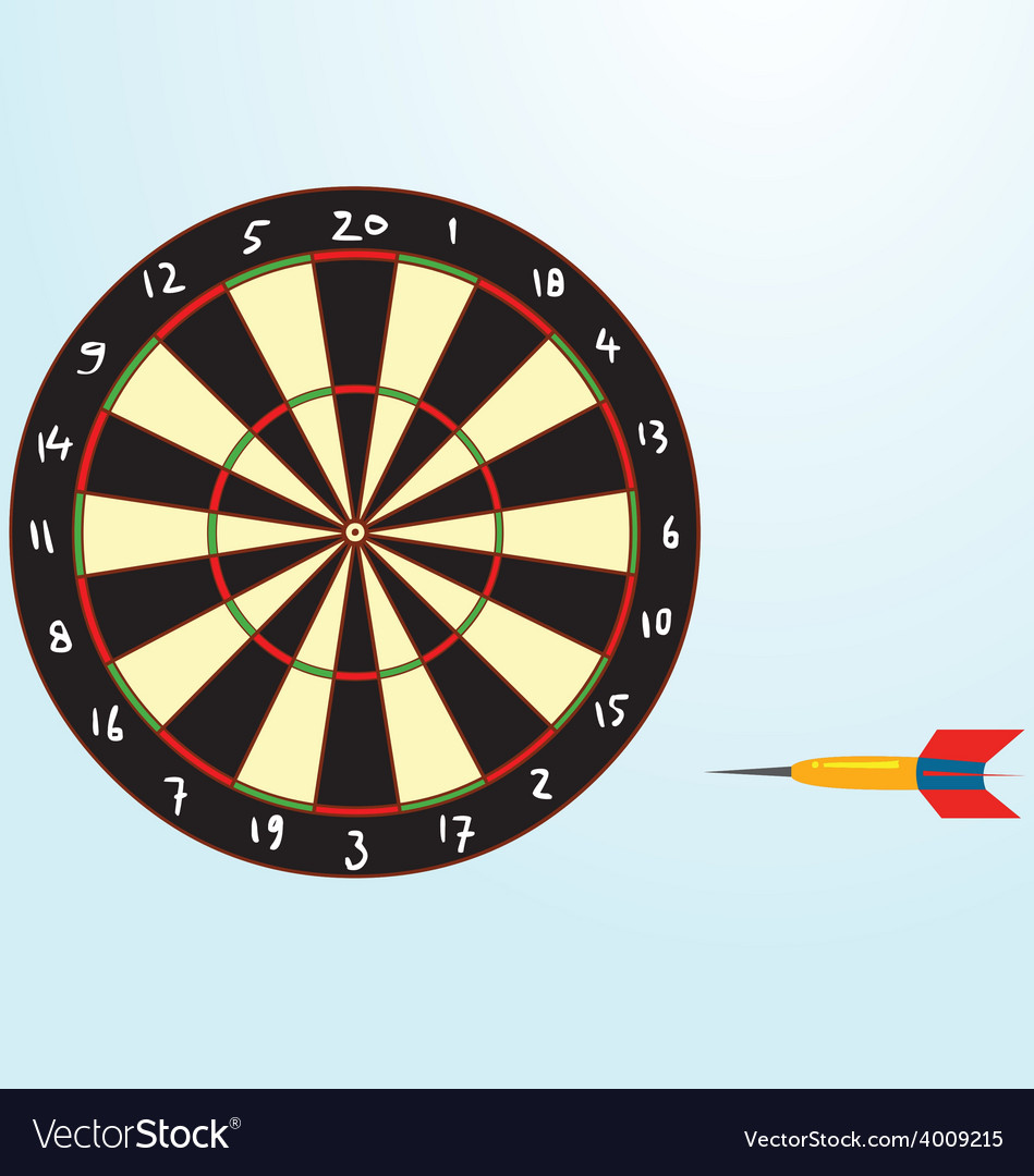 Dart vector | Price: 1 Credit (USD $1)