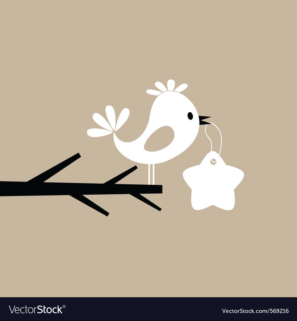 Cartoon bird vector | Price: 1 Credit (USD $1)