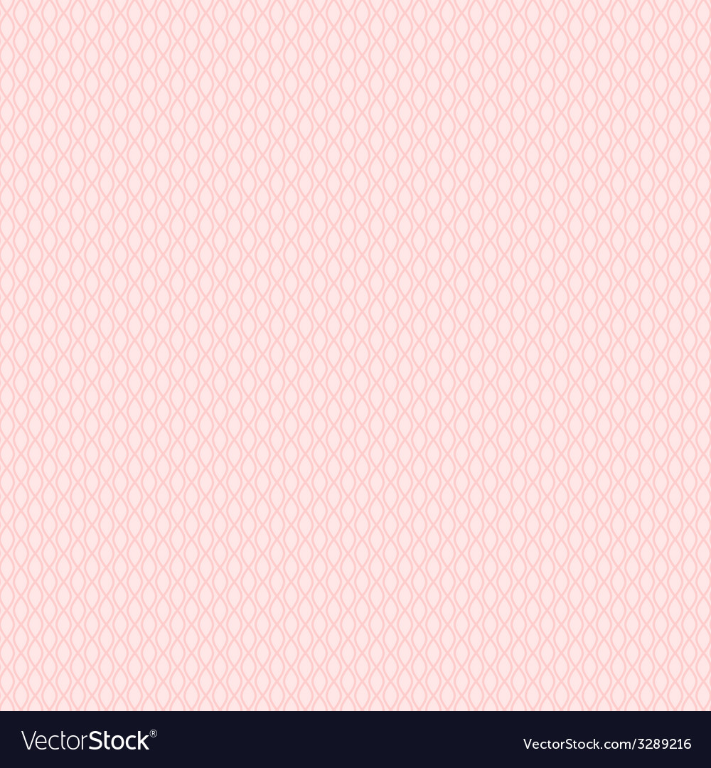 Chic seamless patterns pink white vector | Price: 1 Credit (USD $1)