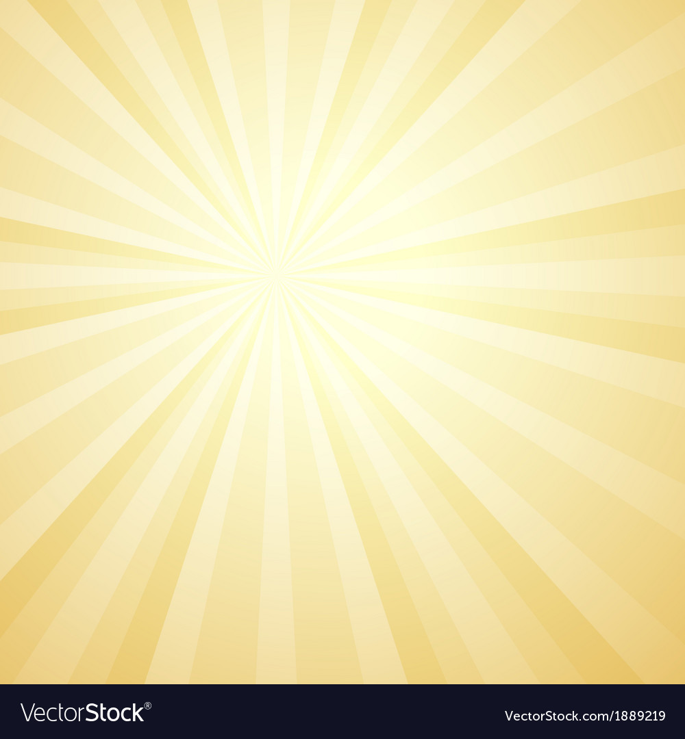 Sunburst background card template vector | Price: 1 Credit (USD $1)