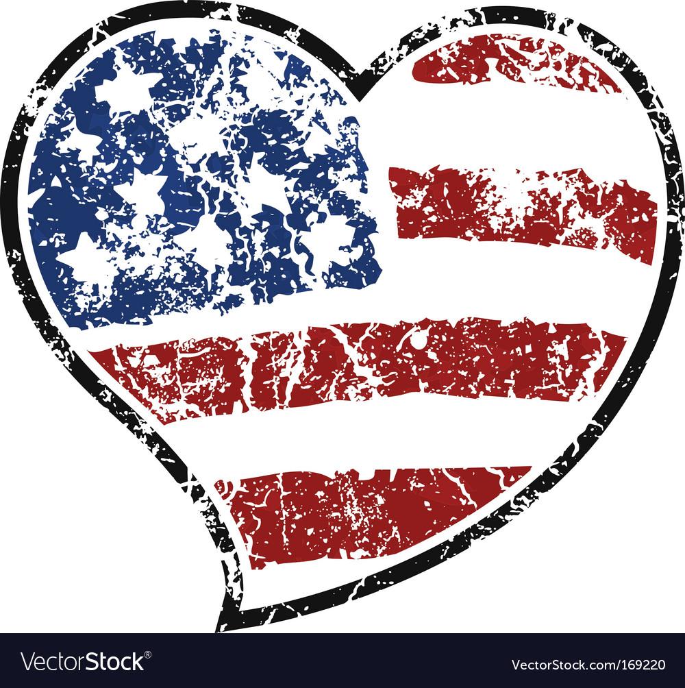 American love vector   Price: 1 Credit (USD $1)