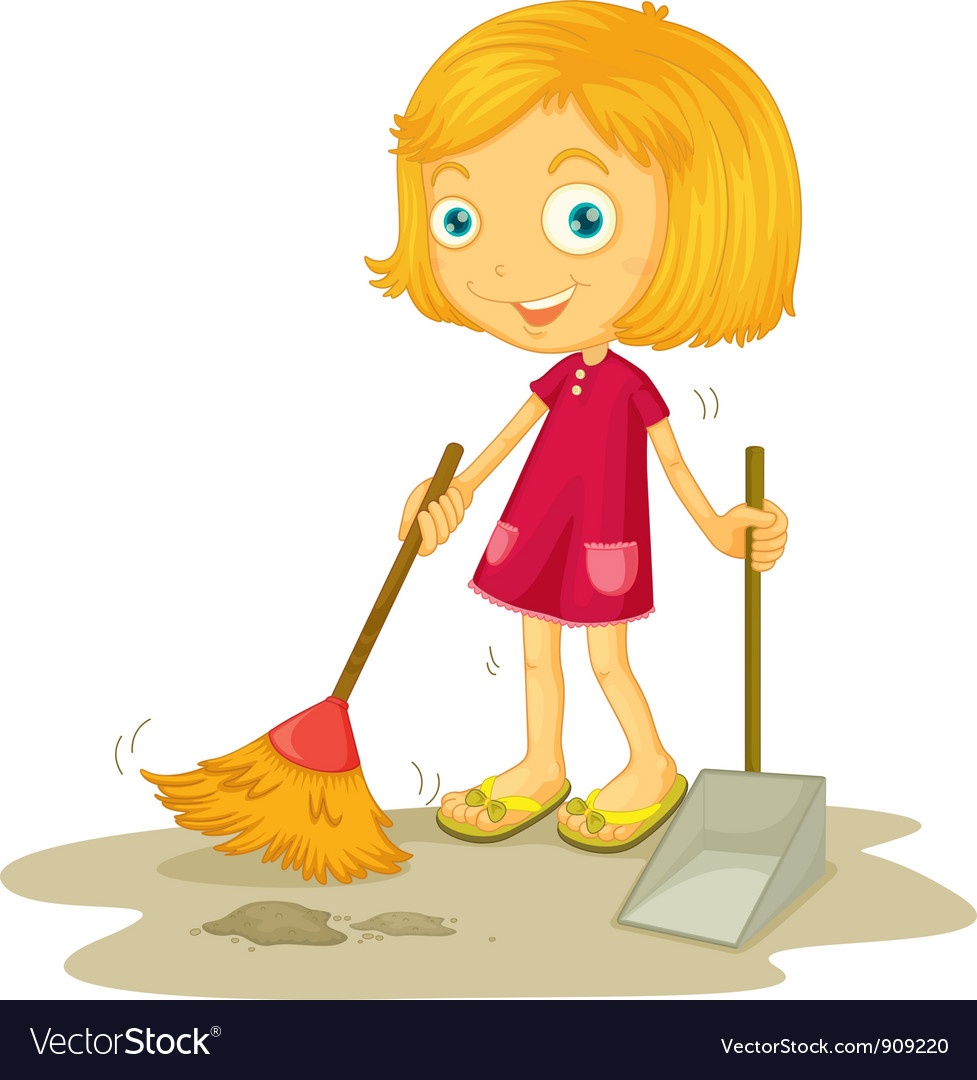 Cleaning vector | Price: 3 Credit (USD $3)