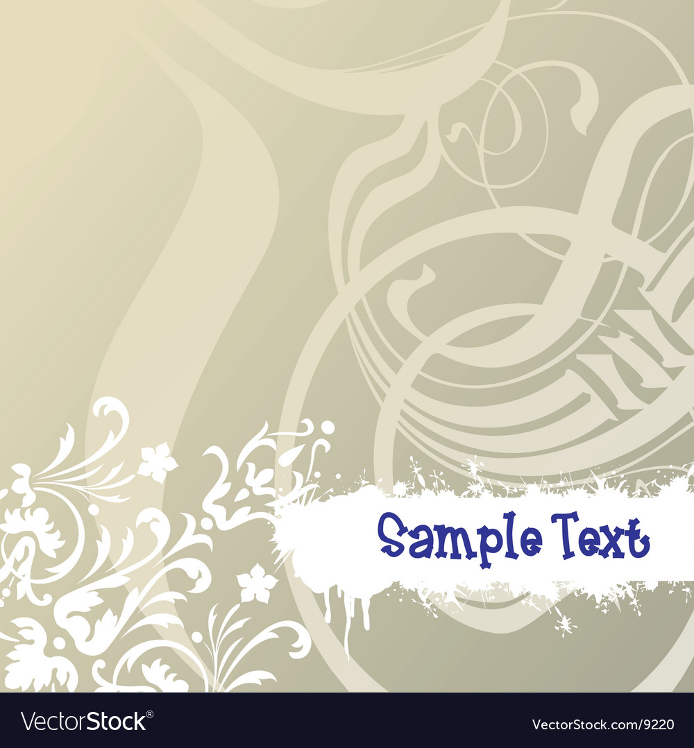Flayer scrolls vector | Price: 1 Credit (USD $1)