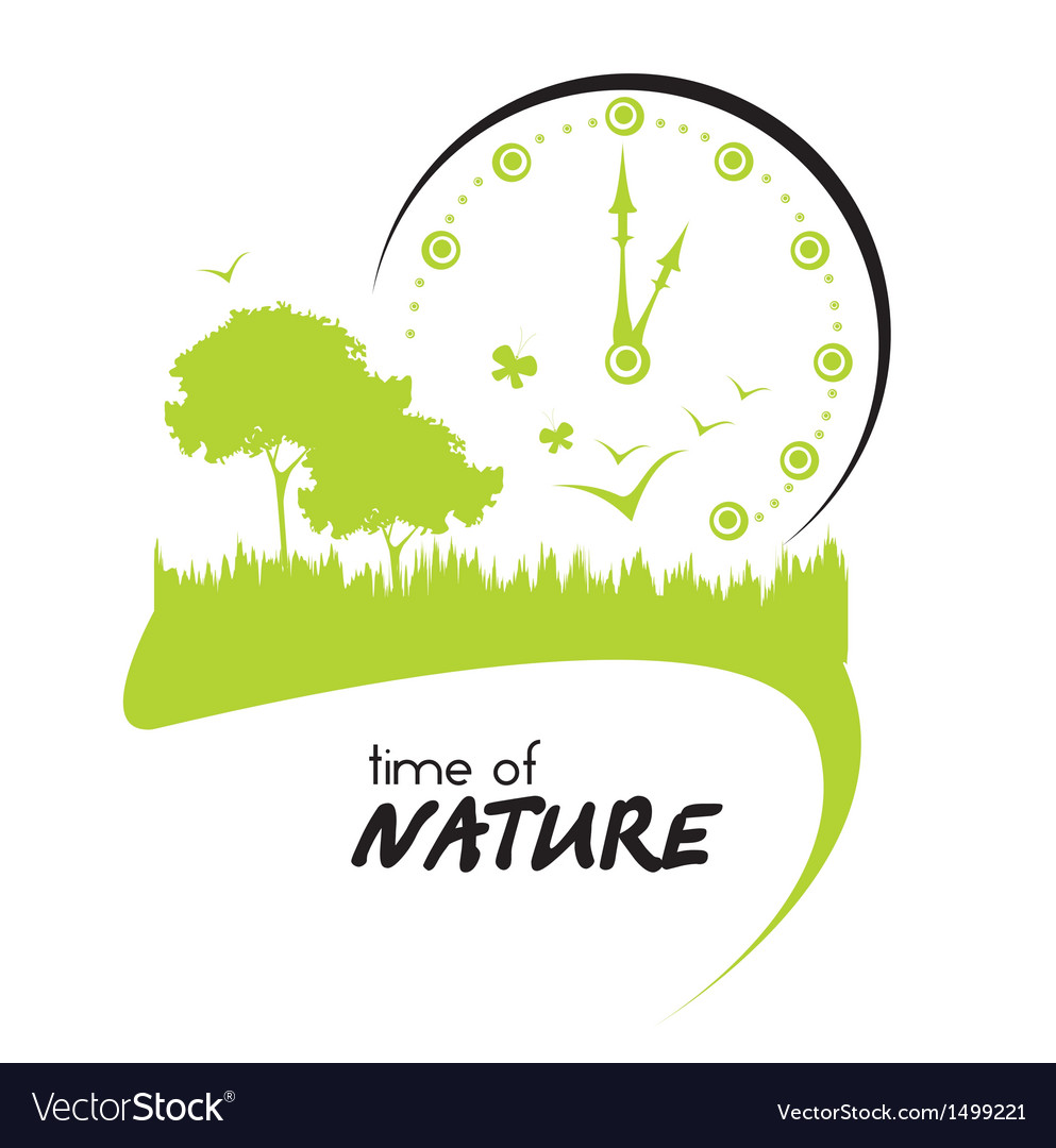 Abstract nature background vector | Price: 1 Credit (USD $1)