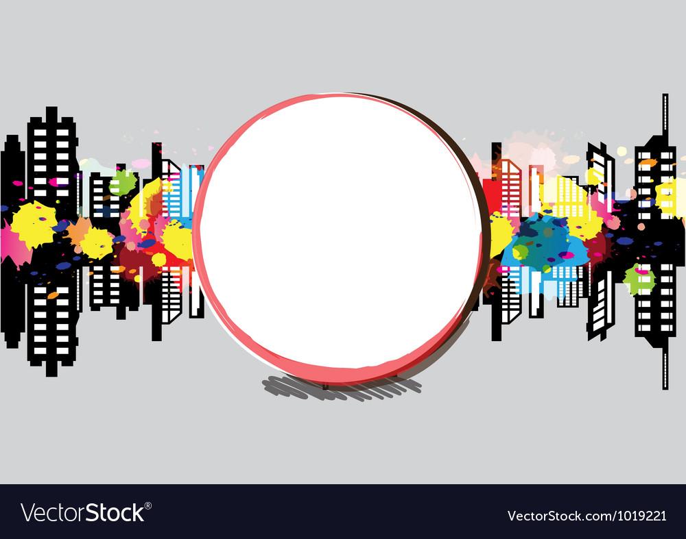 Art banner urban design vector   Price: 1 Credit (USD $1)